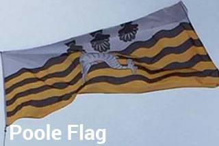 Service Boxes - Poole Flag