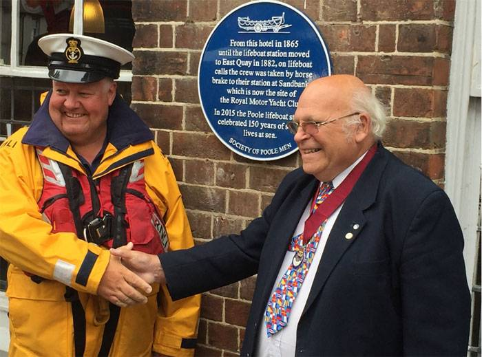 Antelope Blue Plaque Press Release