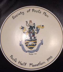 Society For Poole Plate