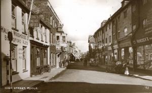 High Street Poole