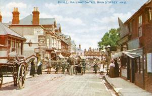 Poole Railway, High Street