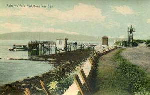 Salterns Pier, Parkstone on Sea
